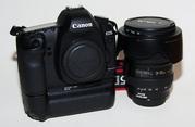 Canon EOS 7D, Canon EOS 5D Mark II, Nikon D700, Nikon D7000, Sony Alpha DS