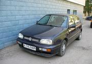 Volkswagen Golf 3, 1996, автомат, Привод:Задний