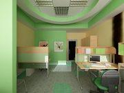 офисное помещение 46 + 2, 5 кв.м входной коридорчик